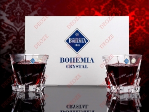 Szklanka Bohemia Crack 210 ml - H0134